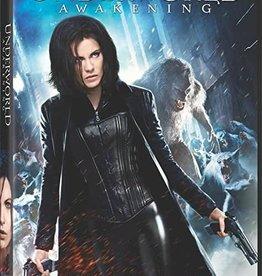 Used DVD Underworld Awakening