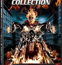 Used DVD Ghost Rider Collection