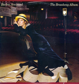 Used Vinyl Barbra Streisand- The Broadway Album