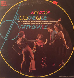 Used Vinyl Various- Nonstop Discotheque Party Dance