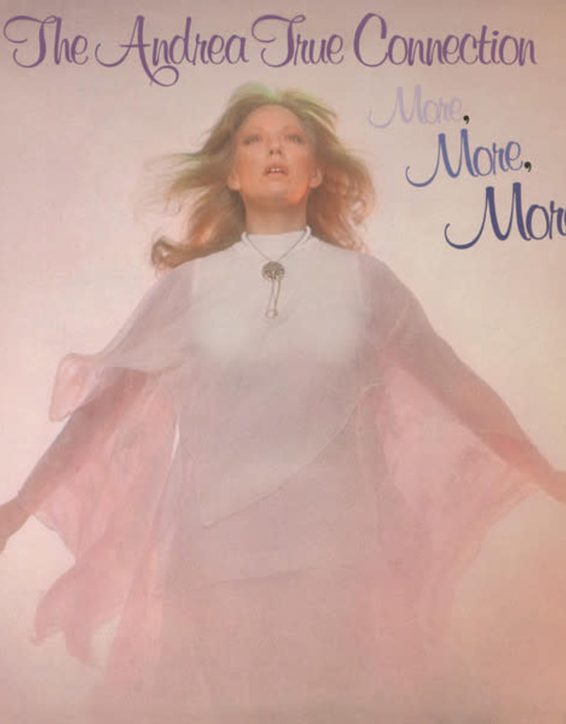Used Vinyl Andrea True Connection- More, More, More