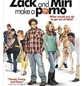 Used DVD Zack And Miri Make A Porno