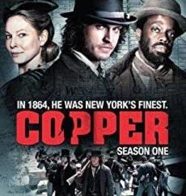 Used DVD Copper: Season One