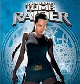 Used DVD Lara Croft Tomb Raider