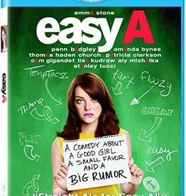 Used BluRay Easy A