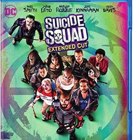 Used BluRay Suicide Squad
