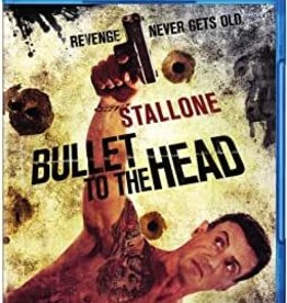 Used BluRay Bullet To The Head