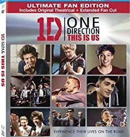 Used BluRay One Direction- This Is Us
