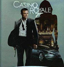 Used BluRay Casino Royale 007