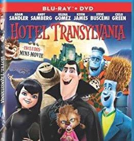Used BluRay Hotel Transylvania