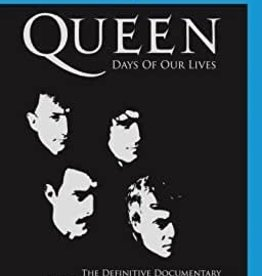 Used BluRay Queen- Days Of Our Lives