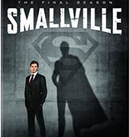 Used BluRay Smallville The Final Season
