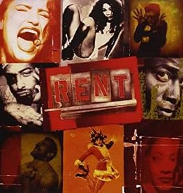 Used CD Rent Soundtrack