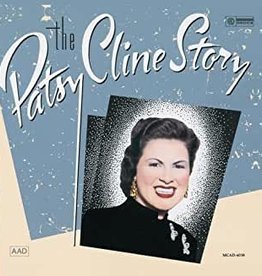 Used CD Patsy Cline- The Patsy Cline Story