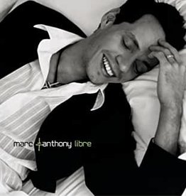Used CD Marc Anthony- Libre