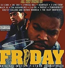 Used CD Friday Soundtrack