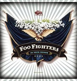 Used CD Foo Fighters- In Your Honor