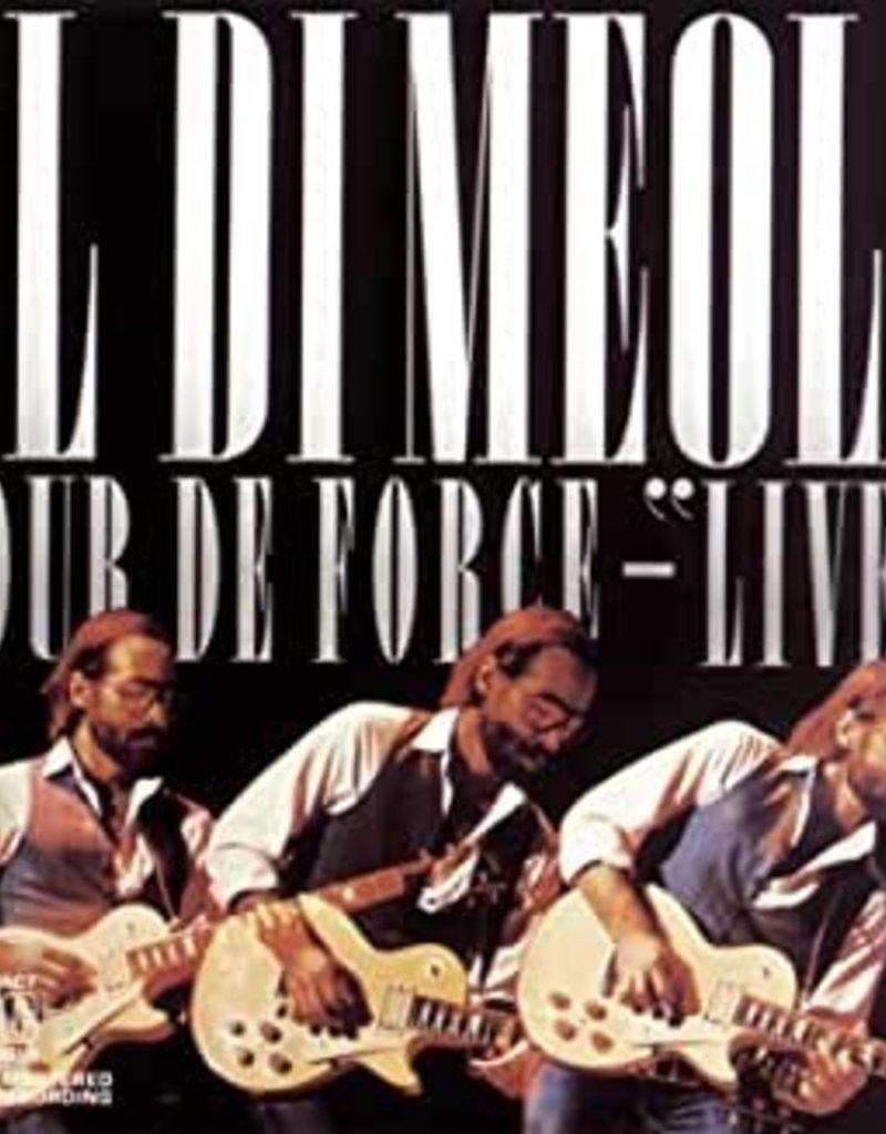 Used CD Al Di Meola- Tour De Force: Live