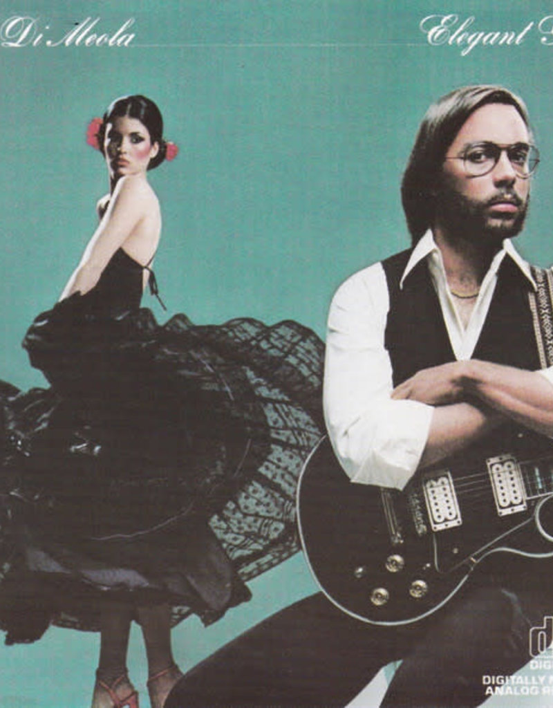 Used CD Al Di Meola- Elegant Gypsy