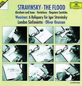 Used CD Stravinsky- The Flood