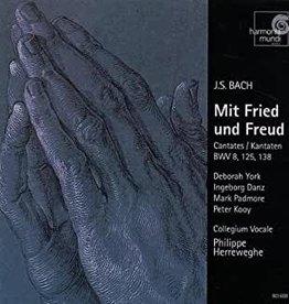 Used CD Bach- Mit Fried Und Freud