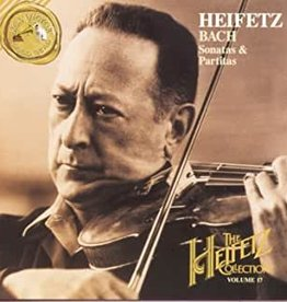 Used CD Bach- Sonatas & Partitas