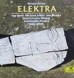 Used CD Strauss- Elektra