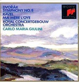 Used CD Dvorak/ Ravel- Symphony No. 8/ Ma Mere L'oye