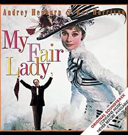 Used CD My Fair Lady Soundtrack