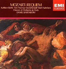 Used CD Mozart- Requiem