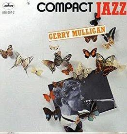 Used CD Gerry Mulligan- Compact Jazz