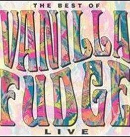 Used CD Vanilla Fudge- The Best Of Vanilla Fudge Live