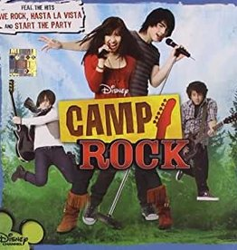 Used CD Camp Rock Soundtrack