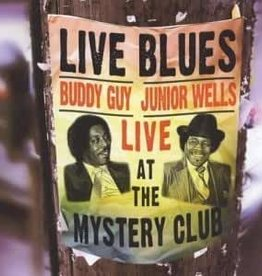 Used CD Buddy Guy & Junior Wells- Live At The Mystery Club