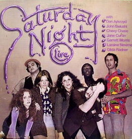 Used Vinyl Various- Saturday Night Live (Sealed)