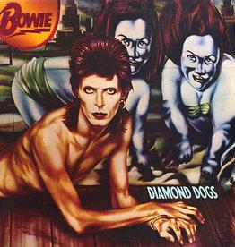 Used Vinyl David Bowie- Diamond Dogs