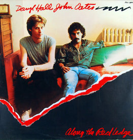 Used Vinyl Hall & Oates- Along The Red Ledge