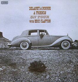 Used Vinyl Delaney & Bonnie & Friends- On Tour w/Eric Clapton