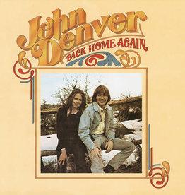 Used Vinyl John Denver- Back Home Again (2016 Reissue)(Gold)