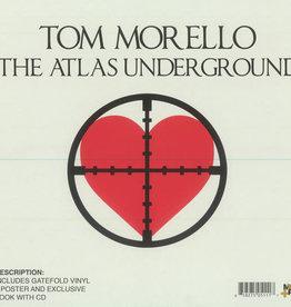Used Vinyl Tom Morello- The Atlas Underground (DLX Boxset)