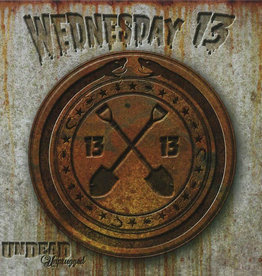 Used Vinyl Wednesday 13- Undead Unplugged