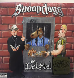 Used Vinyl Snoop Dogg- Tha Last Meal (2017 Reissue)