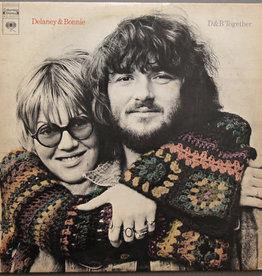 Used Vinyl Delaney & Bonnie- D&B Together