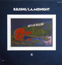 Used Vinyl B.B. King- L.A. Midnight