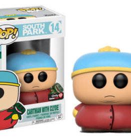Collectibles Funko Pop Cartman w/Clyde (Gamestop Exc.)
