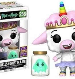 Collectibles Funko Pop Tinkles w/Ghost In A Jar (2017 Summer Convention)