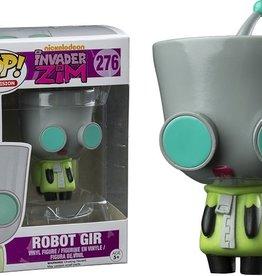 Collectibles Funko Pop Invader Zim Robot Gir