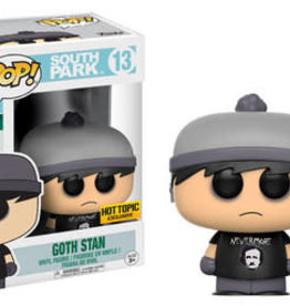 Collectibles Funko Pop Goth Stan (HT Exc.)