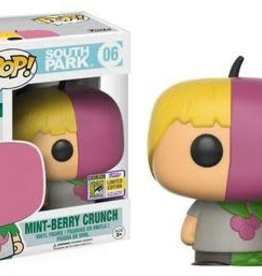 Collectibles Funko Pop Mint-Berry Crunch (2017 SDCC)