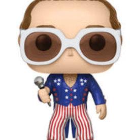 Collectibles Funko Pop Elton John (Patriotic)